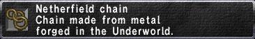 Netherfield Chain
