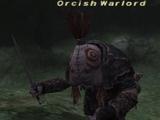 Orcish Warlord