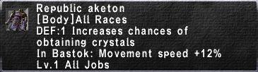 Republic Aketon