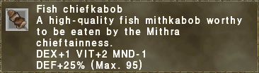 Fish chiefkabob