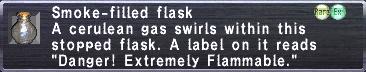 Smoky Flask