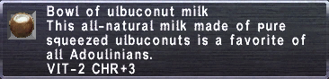 UlbuconutMilk