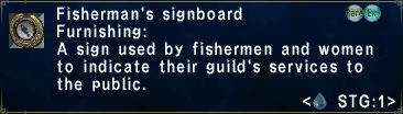 FishermansSignboard