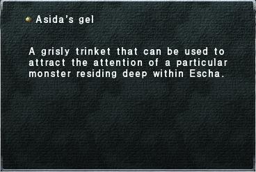 Asida's Gel KI