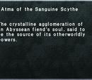 Atma of the Sanguine Scythe