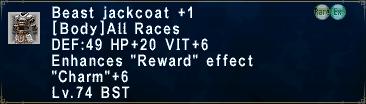 BeastJackcoat +1