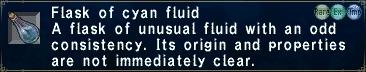 Cyan Fluid