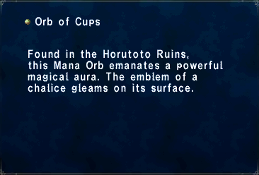 Orb of Cups