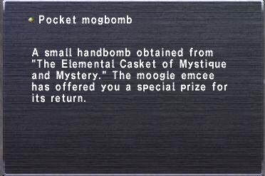 PocketMogbomb