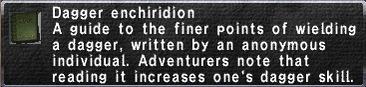 02 Dagger Enchiridion
