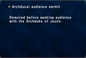 ArchducalAudiencePermit