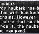 Cursed Hauberk