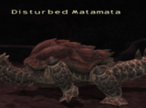 Disturbed Matamata