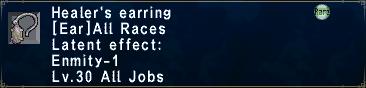 Healer's Earring