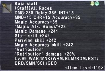 Kaja Staff