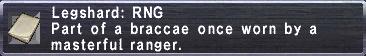 Legshard RNG