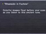 Rhapsody in Fuchsia
