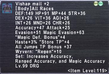 Vishap Mail +2