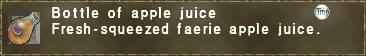 Bottle of apple juice (Tmp)