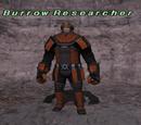 Burrow Researcher