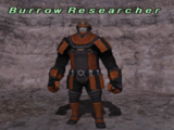 Burrow Researcher