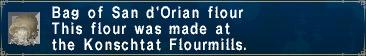 San dOrian Flour