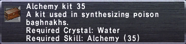 Alchemy Kit 35