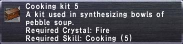 Cooking Kit 5