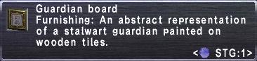 Guardian Board