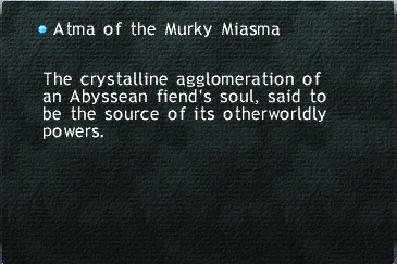 Atma of the Murky Miasma