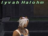Iyvah Halohm