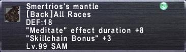 Smertrios's Mantle