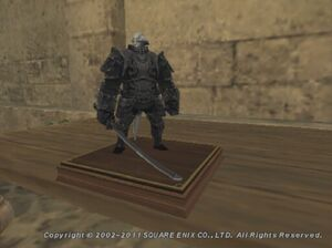 Ark Angel GK Statue