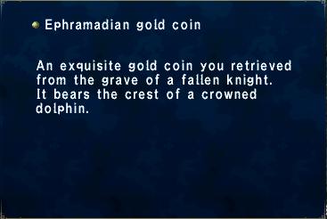 Ephramadian Gold Coin
