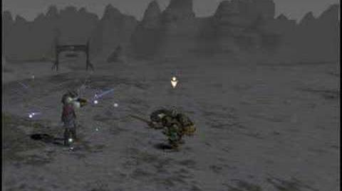 FFXI Blue Mage Death Ray