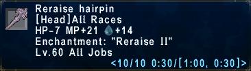ReraiseHairpin