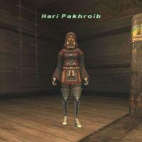 Npc HariPakhroib