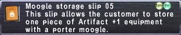 Moogle storage slip 05