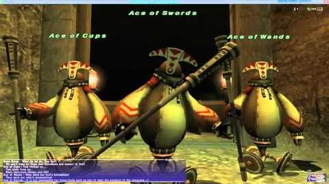 Chronicles of Vana'diel - Windurst Mission 2-1 Lost for Words