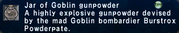 Goblin Gunpowder
