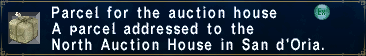 ParcelForTheAuctionHouse