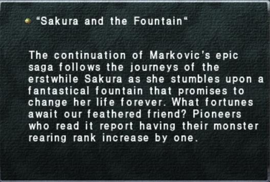 Sakuraandthefountain