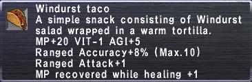 Windurst-Taco