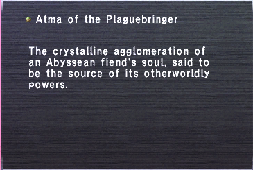 Atma Plaguebringer