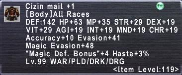 Cizin Mail +1