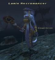 Lamie Necromancer
