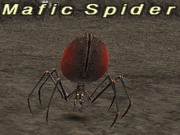 Mafic Spider