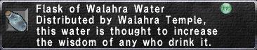 Walahra Water