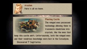 Wonder - Floating Castle