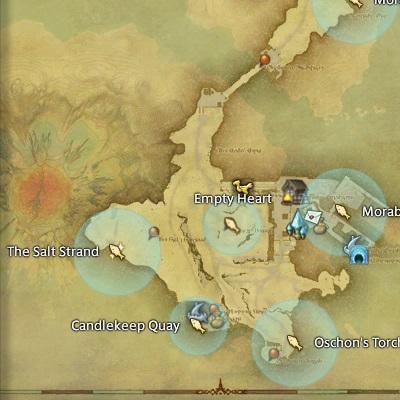 Candlekeep quay fishing log ffxiv logs wikia fandom for Ffxiv fishing locations